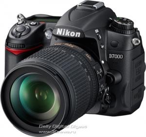 Линията на компактните фотоапарати Nikon се оглави от COOLPIX P7000